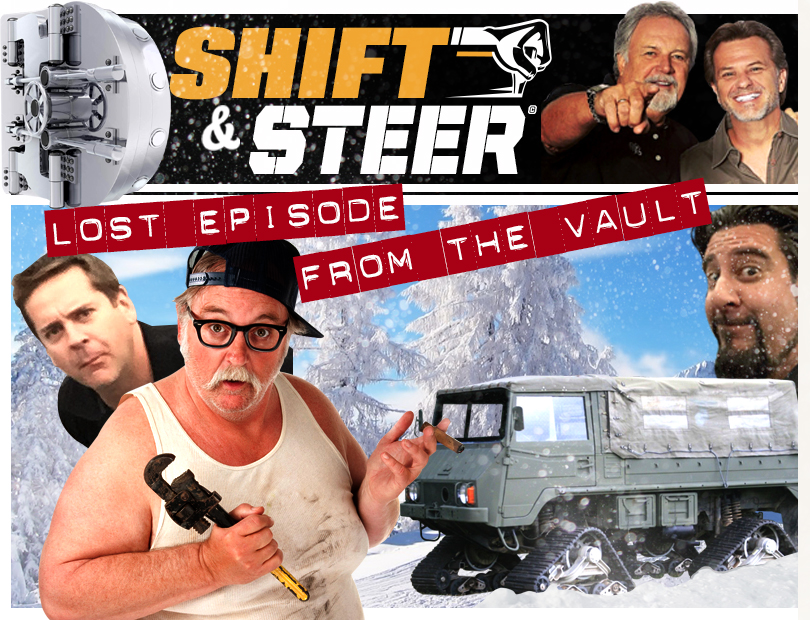 Shift Steer Lost Episode